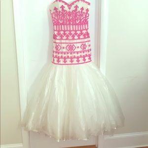 Fiesta fashion Ball Gown